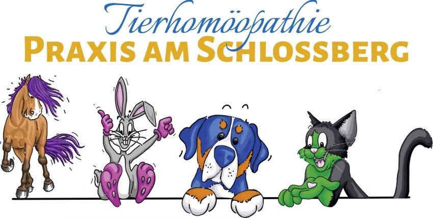 Logo_Praxis am Schlossberg_Tierhomöopathie in Wikon
